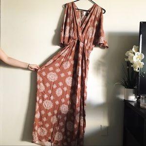 RUE 21 // maxi dress